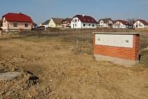 Spálená stráň. Cena metr čtvereční se na okraji Havlíčkova Brodu sice vyšplhala na víc než tisíc korun, přesto se však parcely rozebraly téměř okamžitě.