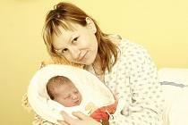 Magdalena i miminko Samuel jsou v pořádku a oba se mají dobře. Už se těší domů.