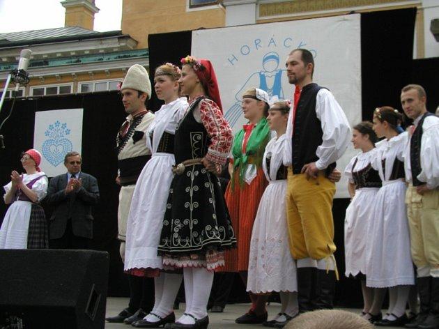 Stejně jako v roce 2004 i letos by organizátoři rádi uvítali na festivalu soubory ze zahraničí.