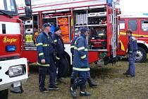 Hlavní součástí setkání dobrovolných hasičských sborů  je především přehlídka hasičských vozidel zařazených do integrovaného záchranného systému ČR.