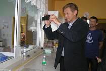 Pro majitele ždírecké pily je podle Jiřího Schejbala charita samozřejmost.