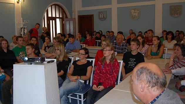 Střední průmyslová škola stavební akademika Stanislava Bechyně v Havlíčkově Brodě.