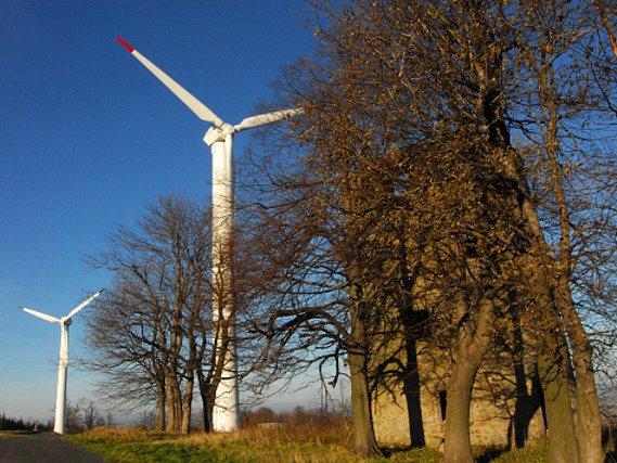 Potřebují dotace. Kdyby je Věžnice získala, stavba větrných elektráren by mohla začít už tento rok.