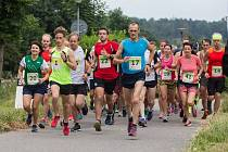 Okolo Rudného běžel nejrychleji favorit Srb.