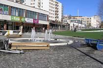 Nová podoba náměstí by měla nabídnout místo pro relaxaci a odpočinek.