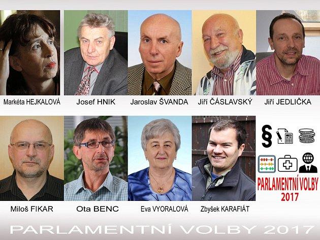Respondenti z Havlíčkobrodska.