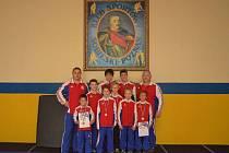 Havlíčkobrodští zápasníci se na turnaji v polské Poznani v silné konkurenci rozhodně neztratili.
