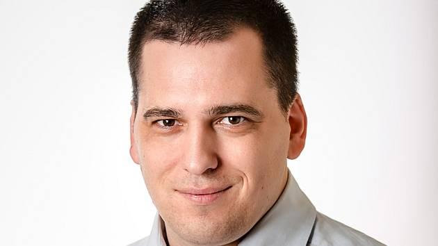 Europoslanec Tomáš Zdechovský (KDU-ČSL).