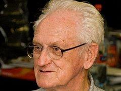 Minulý týden zemřela žurnalistická legenda Alois Svoboda ve věku 95 let.