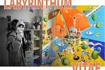 Výstava Labyrinthum vitae se uskuteční od 13. ledna do 19. února 2017.