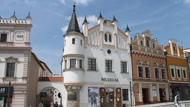 Muzeum Vysočiny v Havlíčkově Brodě.