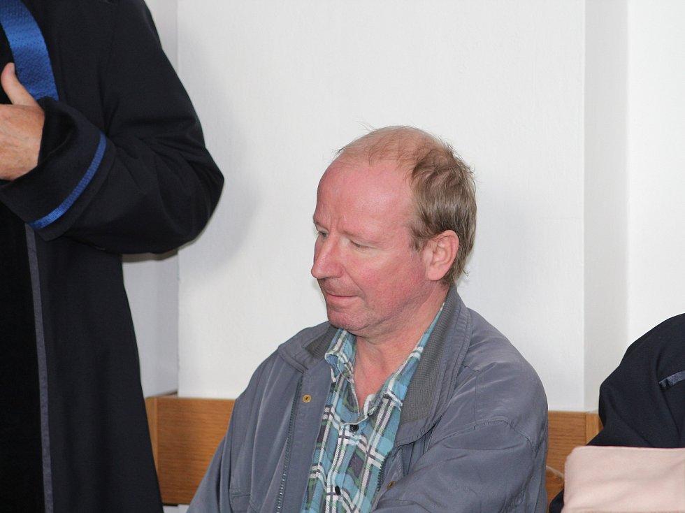 Strojvedoucího Pavla Vejpustka posla soud do vězení na pět a půl roku.