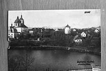 Rodný dům Štáfla.