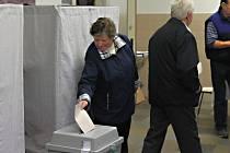 Volby skončí v sobotu ve 14 hodin.