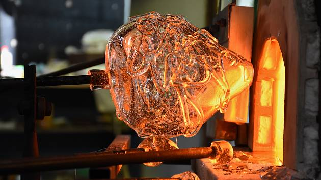Výroba skla v Tasicích