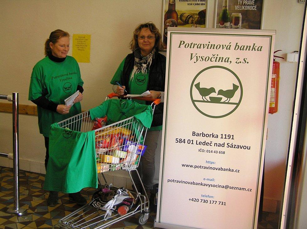 V Golčově jeníkově byla humanitární potravinová sbírka úspěšná.