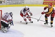 Jihlavští hokejisté podruhé v sezoně zdolali Havlíčkův Brod. Hosté však předvedli v Jihlavě dobrý výkon a minimálně bod si za svůj výkon zasloužili.