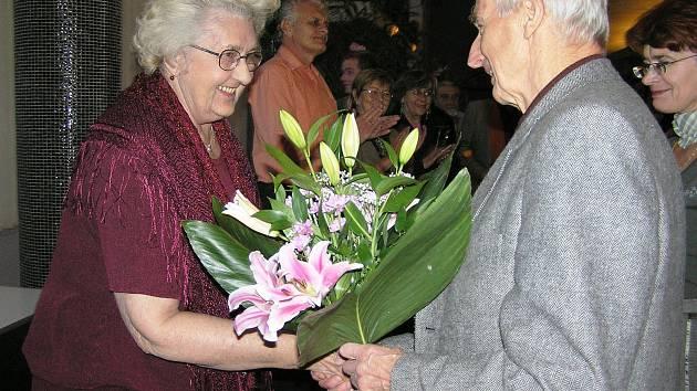 Eva Bechyňová získala jako první v roce 2014 cenu města Přibyslav.