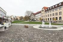 Centrum Havlíčkova Brodu.