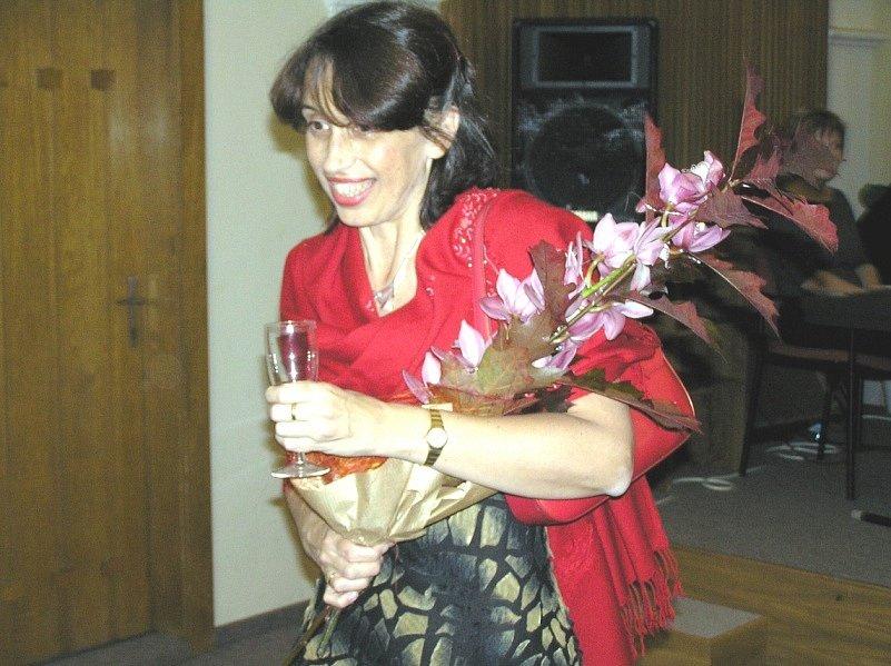 autorka knihy Markéta Hejkalová