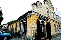 Barokní obchod v Přibyslavi skončil.