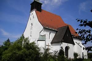 Ilustrační foto. Kostel sv. Mikuláše ze 13. století v Sliači.
