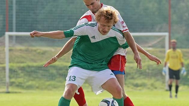 Druhé derby prohráli fotbalisté ždíreckého Tatranu. Po prohře v Pelhřimově si odvezli těsnou prohru ze Staré Říše.