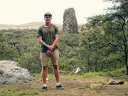 Ervín Hausvater z Havlíčkova Brodu stihl procestovat velkou část Keni, Rwandu a Ugandu.