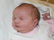 Anna Prokopcová, Humpolec, 12. 3. 2014, 3 540 g