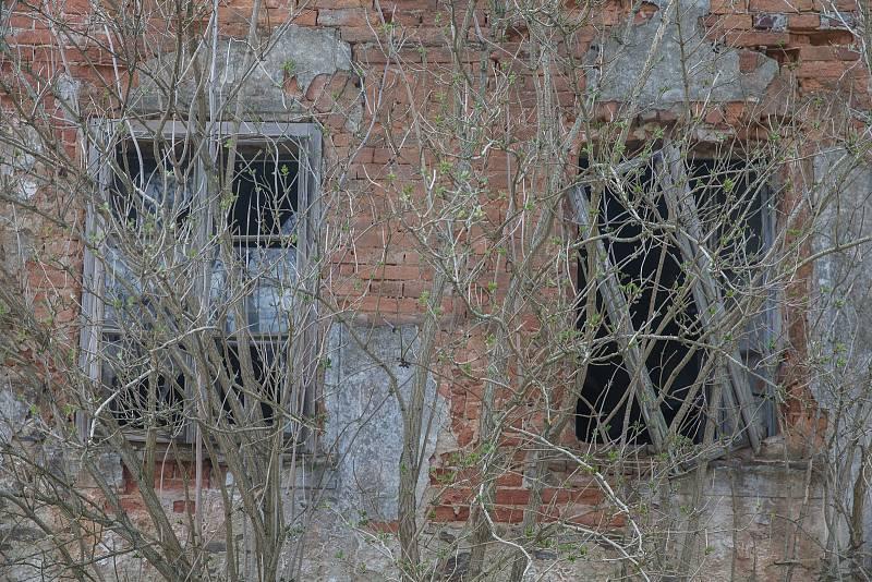 Stará kovárna ve Věžnici na Havlíčkobrodsku.