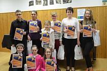 Žáci ZUŠ J. V. Stamice byli velmi úspěšní v krajských soutěžích.