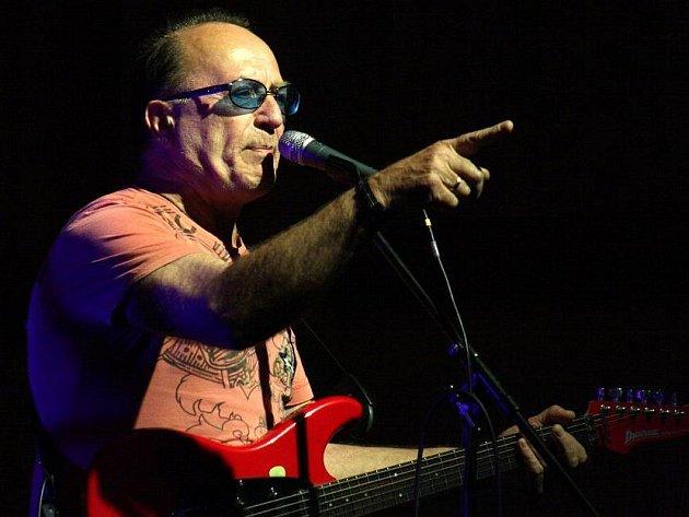 Legenda českého rocku v Modlíkově