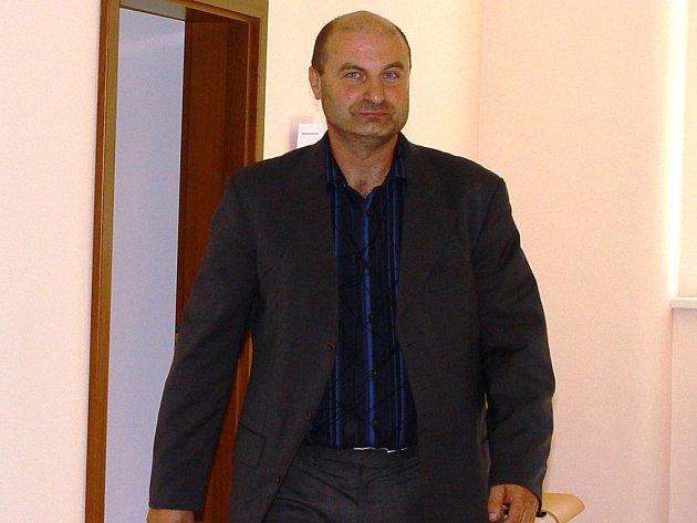 Šéf jihlavského tanečního kroužku Gym Beam Petr Paul na archivním snímku z letošního února.