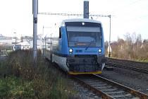 Nová souprava na trati Havlíčkův Brod - Humpolec