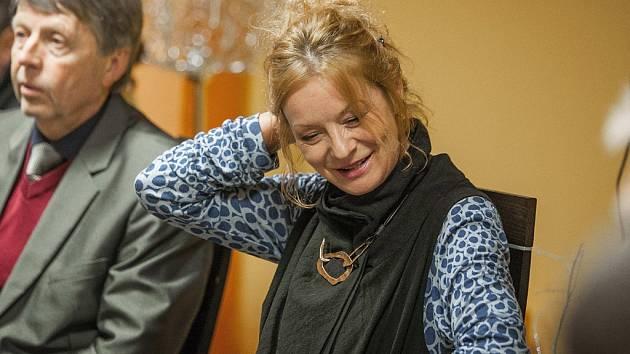Herečka Vilma Cibulková studovala v silné herecké generaci. Doteď prý tento ročník nikdo nepřekonal.