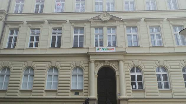 Testovací místnost na virus HIV je v Brodě v budově AZ centra ve druhém patře.