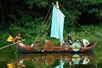 Vikingové v Ribe. Tak zní název sobotní akce v Ledči nad Sázavou.