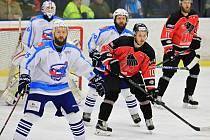 Hokejisté Chotěboře i Světlé nad Sázavou působí v soutěži Pardubického kraje. Chotěbořští se výhledově návratu do druhé ligy nebrání.