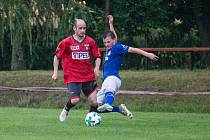 Slovan se v prvním zápase o body podělil se Sapeli Polná.