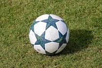 Fotbal, ilustrační foto.
