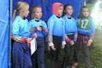 Více než stovka družstev mladých hasičů z okresu Havlíčkův Brod se utkala v  v Nové Vsi u Světlé v branném závodě požární všestrannosti.