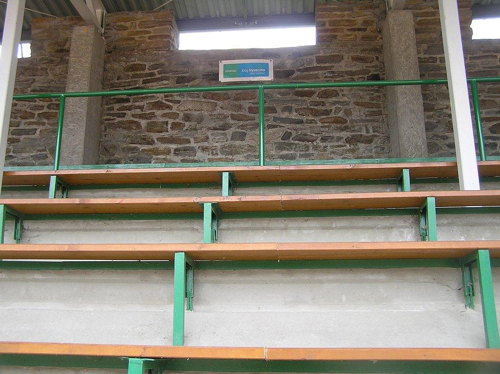 Městský stadion v Ledči prošel proměnou za desítky milionů.