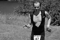 Brodský triatlonista Jiří Beránek (na snímku) se zúčastnil Xterra Czech Toru v Hluboké nad Vltavou. Podle jeho slov to byl jeden znejtěžších závodů, které absolvoval.
