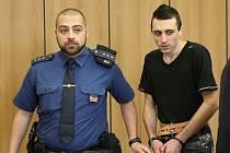 Soud v Táboře ve středu vynesl překvapivý rozsudek nad  Dumitru Novacem z Rumunska. Deník/archiv