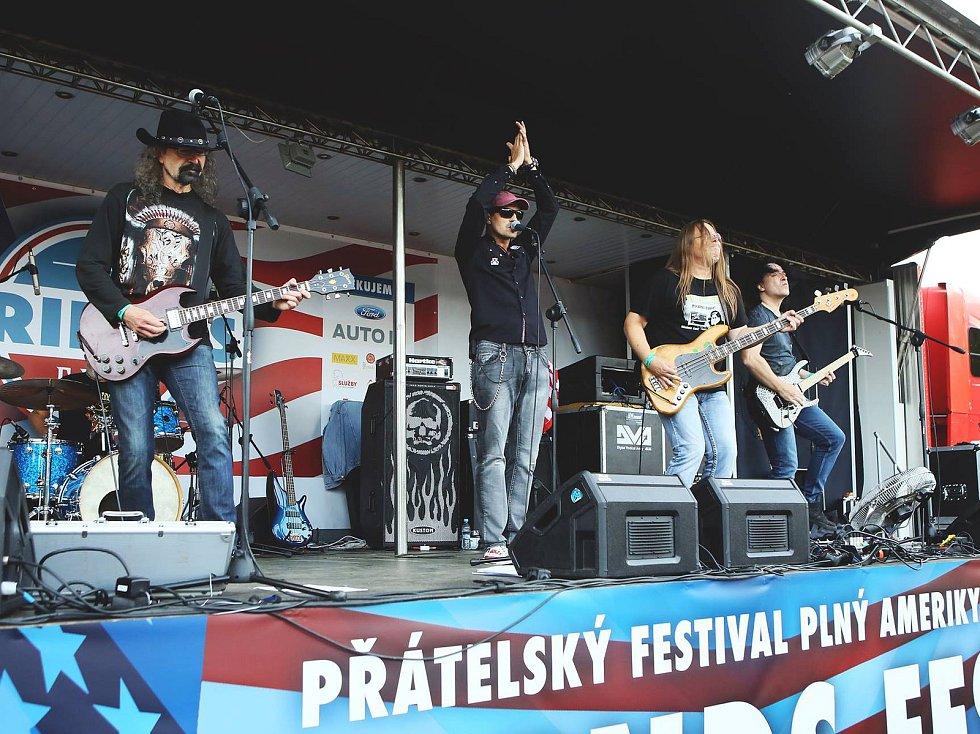 V brodském Klubu Oko v pátek 13. října vystoupí legendární pražská kapela Pumpa.