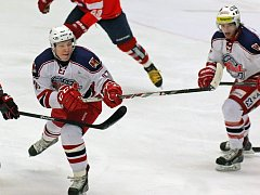 Havlíčkobrodští Rebelové začali play-out I. ligy vítězstvím na ledě Šumperka.