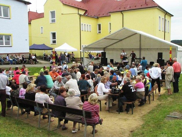Lučice oslavila 720 let od založení obce.