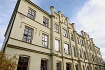 Škola v Golčově Jeníkově.