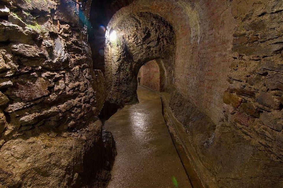 Tajemné podzemí Jihlavy.