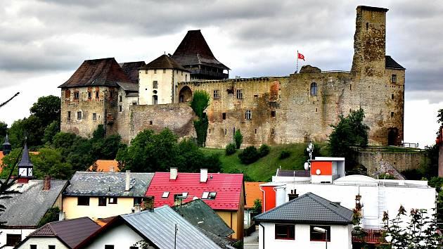 Oblíbená lokalita Lipnice nad Sázavou. Ceny nemovitostí pod milion nejdou.